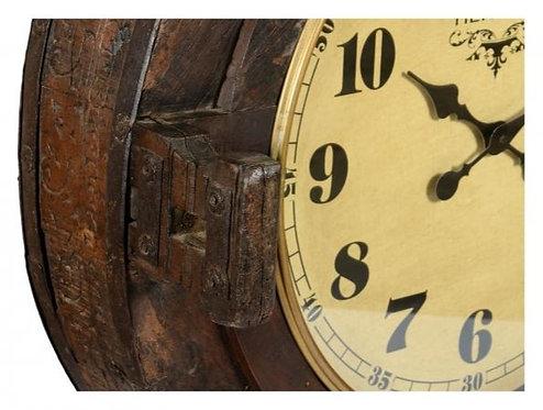 Upcycled Gatti Clock