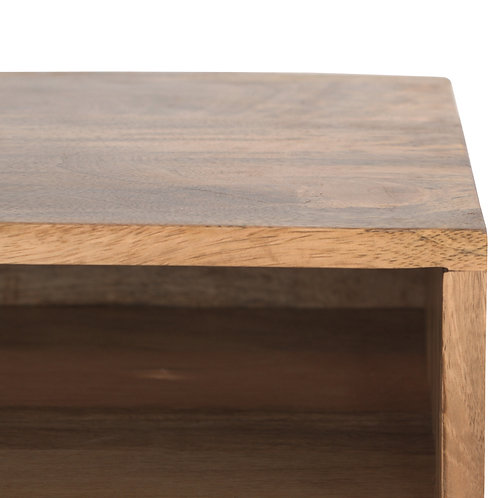 Nordic Open Shelf Desk