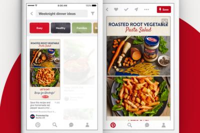 Pinterest lancia gli annunci di ricerca