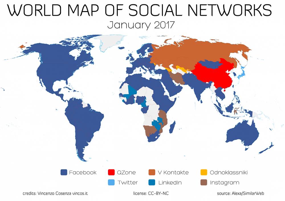 world maps social