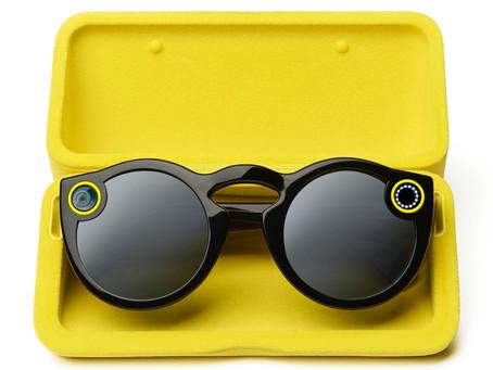 Spectacles di Snapchat ora in vendita online a 130 dollari