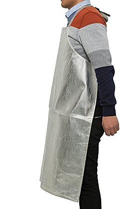 """Aluminized Kevlar Apron 48"""" Long"""