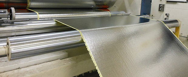 RNG Performance Materials manufactures Aluminized Fiberglass Fabric Cloth in India