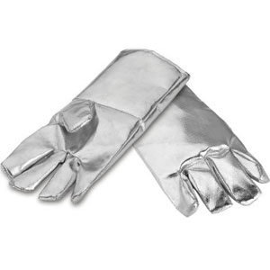 Aluminized Fiberglass Gloves