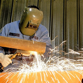 Use of Fire Blankets for Welding