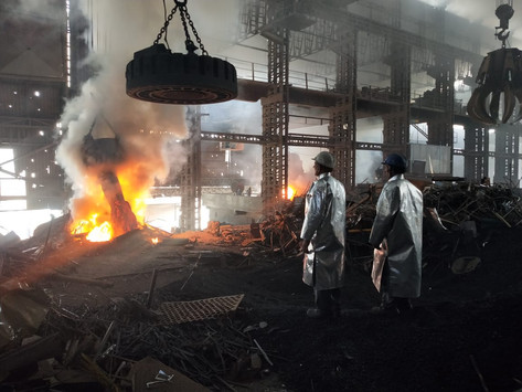 Aluminized Coats for Protection in Metal Smelting Industry