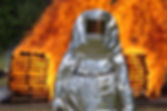 RNG Performance Materials manufactures Aluminized Fire Proximity Suit in India using Aluminized Fiberglass
