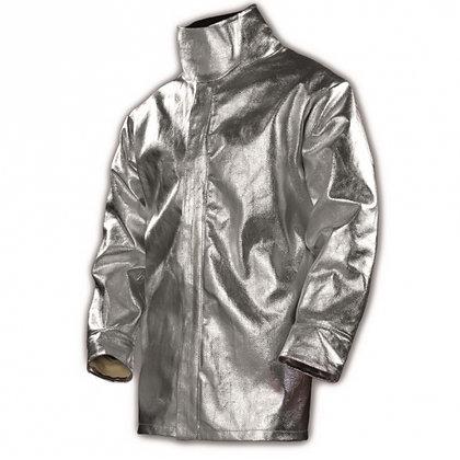"Aluminized Fiberglass Jacket 36"" Long"