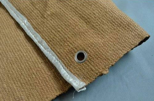 Welding Fire Blanket Vermiculite Ceramic Fabric 3.2 mm thickness