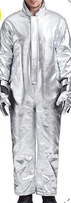 "Aluminized Kevlar Coat 48"" Long"