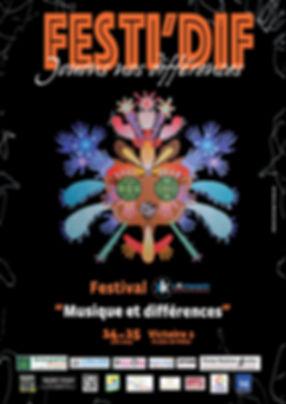 Festi'Dif 2019 Montpellier