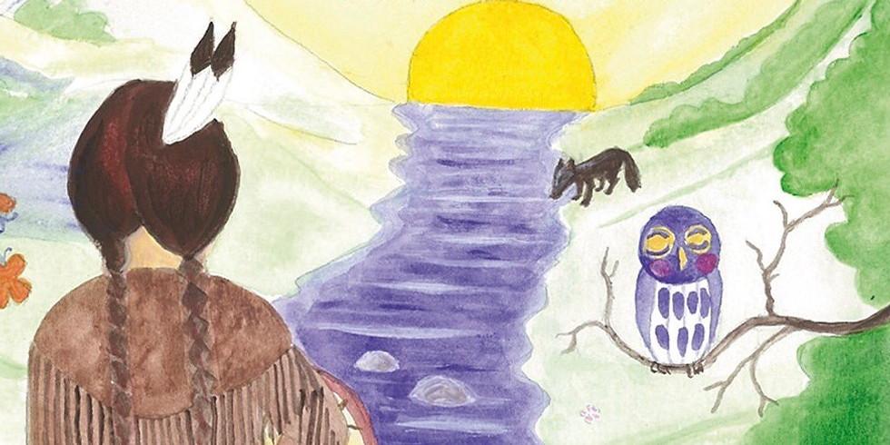 Spectacle : LEOA l'aventure d'une jeune indienne au coeur de la Terre (Conte sonore pour enfants) Saint Jorioz