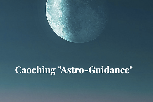 "Coaching ""Astro-Guidance"""