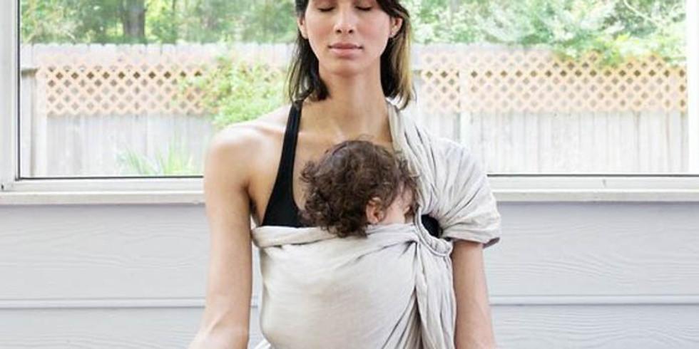 Méditation Maman/Bébé (0-6 mois) 06 décembre