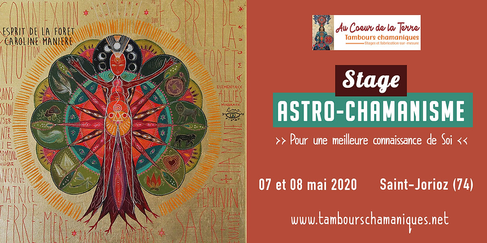Stage Astro-Chamanisme