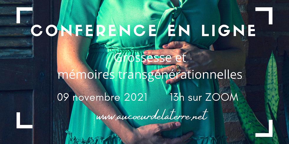 Conférence en ligne : Grossesse et mémoires transgénérationnelles