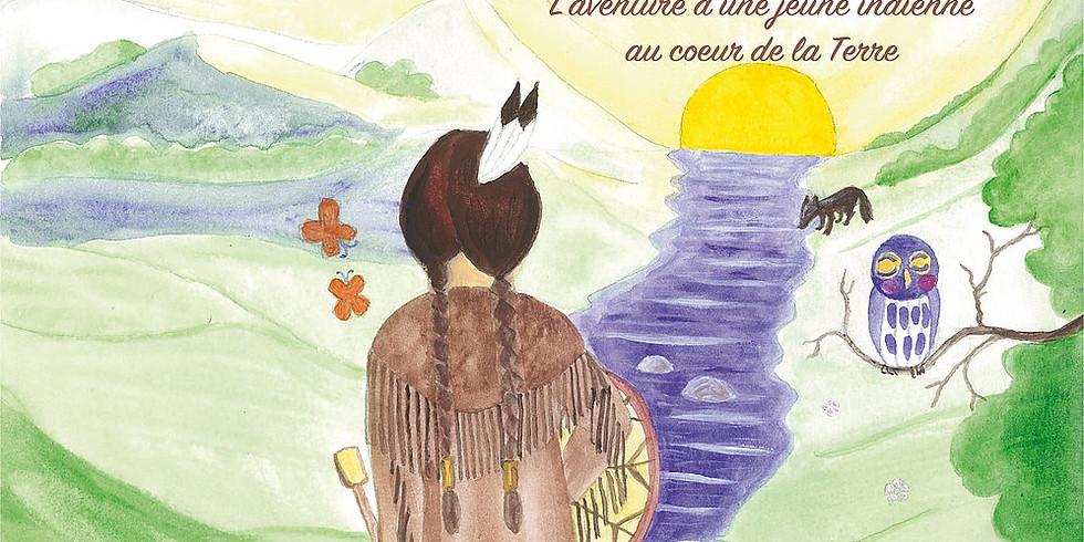 Spectacle : LEOA l'aventure d'une jeune indienne au coeur de la Terre (Conte sonore pour enfants)