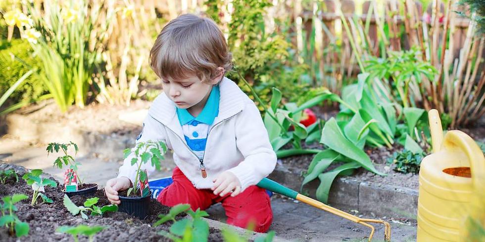 """Journée atelier """"L'enfant et la Terre"""" pour parents, éducateurs...le 20 octobre"""