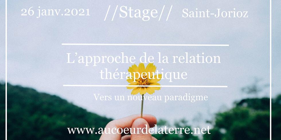 L'approche de la relation thérapeutique