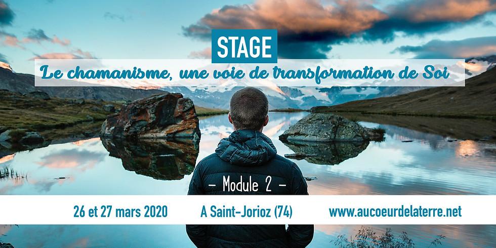"""Stage """"Le chamanisme une voie de transformation de Soi"""""""