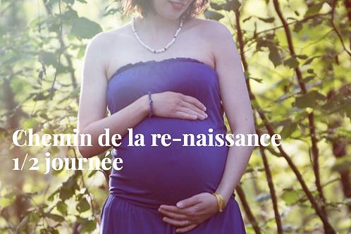 """Chemin initiatique """"re-naissance"""""""