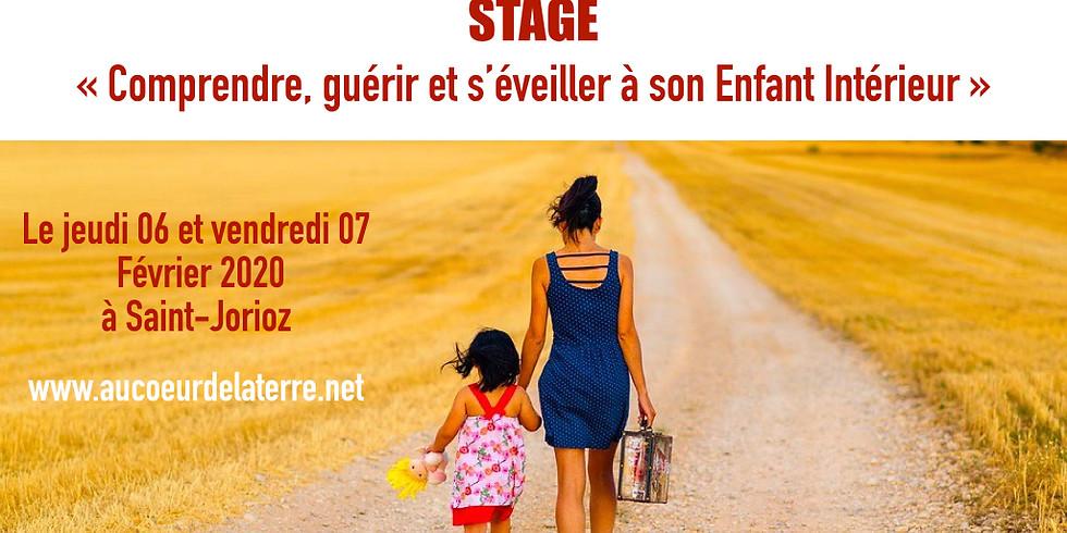 """Stage """"Comprendre, guérir et s'éveiller à son enfant intérieur"""""""