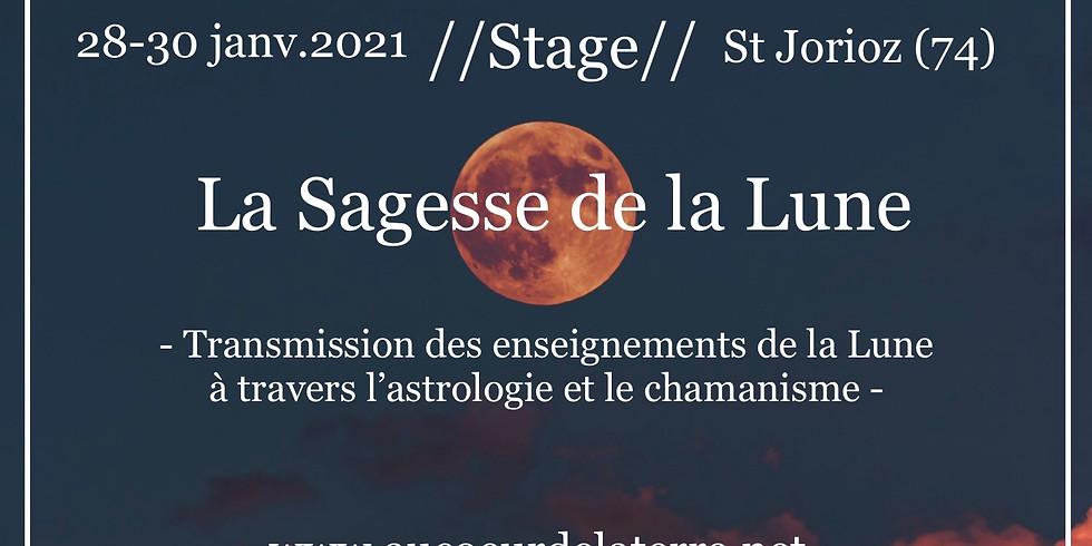 Stage Astro-Chamanisme: La Sagesse de la Lune
