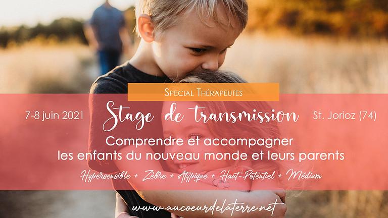 Comprendre et accompagner les enfants du nouveau monde et leurs parents