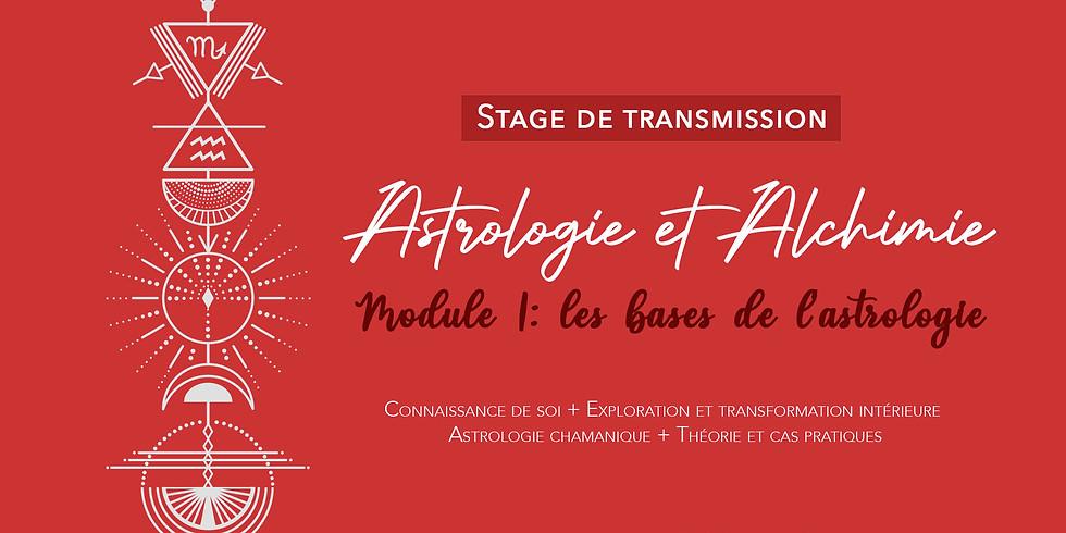 Stage de transmission: Astrologie et Alchimie / Les bases