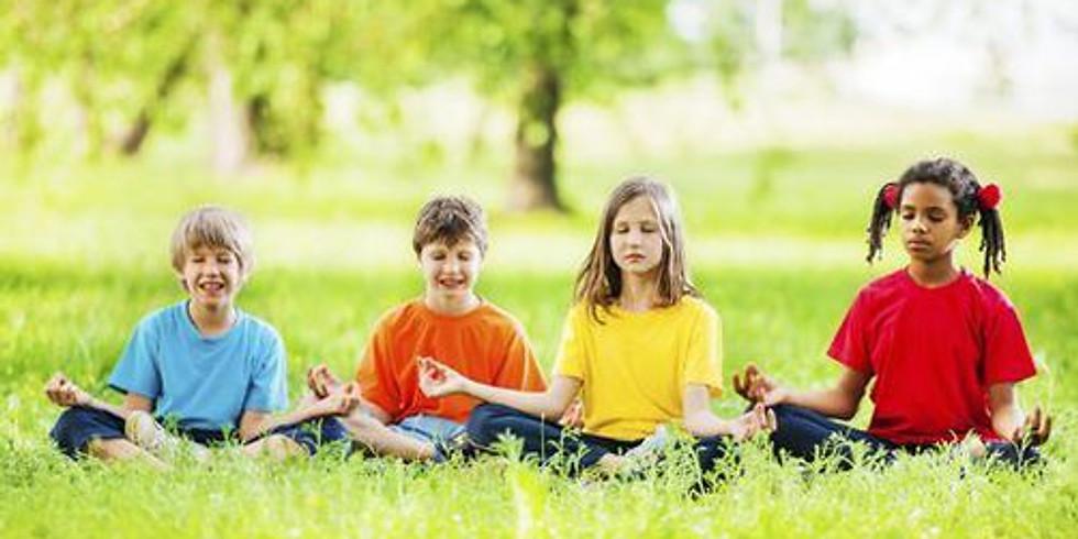Atelier Méditation Enfants 6-9 ans au son du tambour chamanique