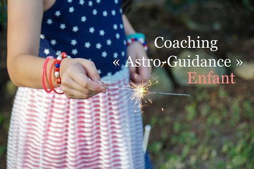 "Coaching ""Astro-Guidance"" ENFANTS"
