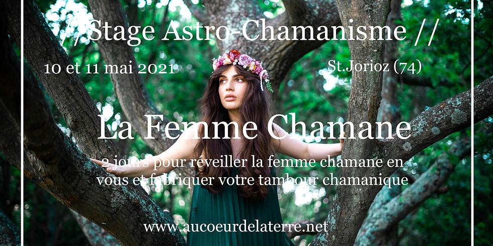 La Femme Chamane: stage d'Astro-Chamanisme