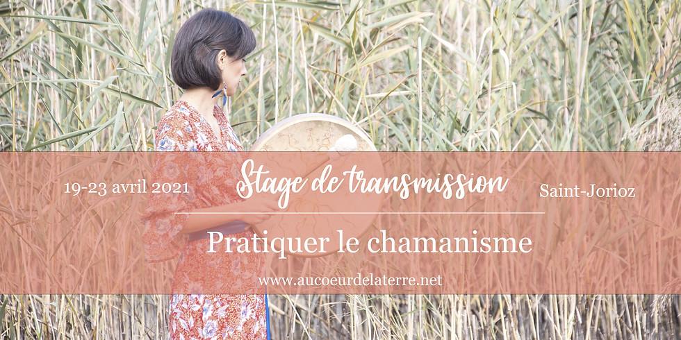 Stage de transmission: pratiquer le chamanisme