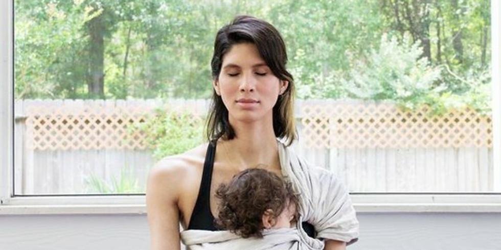 Atelier Méditation Maman/Bébé (0-6 mois) le 25 novembre