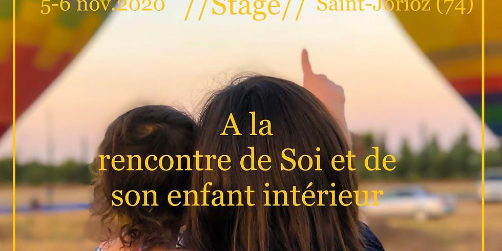 """Stage """"A la rencontre de Soi et de son enfant intérieur"""""""