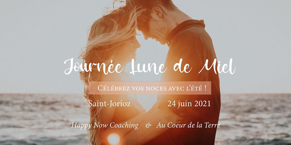 Journée Lune de Miel : Célébrez vos noces avec l'été !