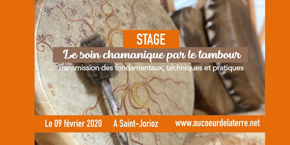"""Stage """"Le soin chamanique par le tambour"""""""