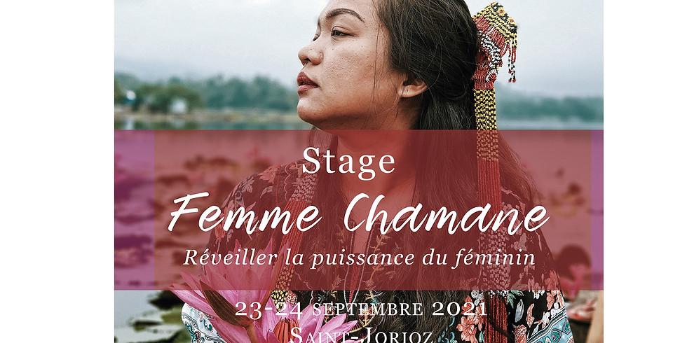 Stage FEMME CHAMANE