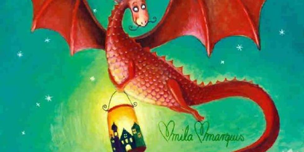 Atelier 6-10 ans: Voyage méditatif au pays des Dragons