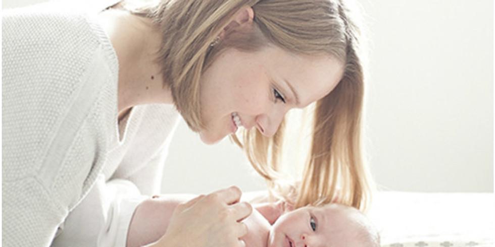 Massage Intuitif et Sonore pour Bébés 25 janvier