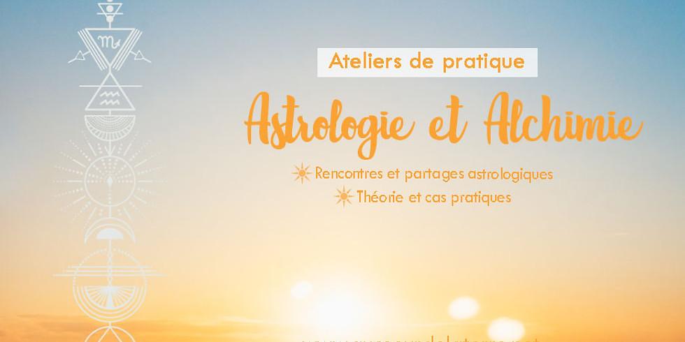 Ateliers de pratique: Astrologie et Alchimie