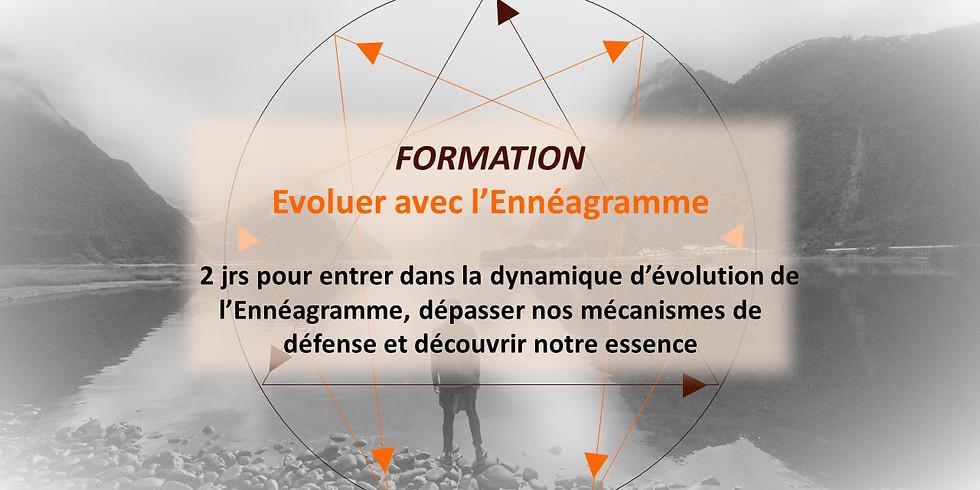 Evoluer avec l'Ennéagramme - Formation