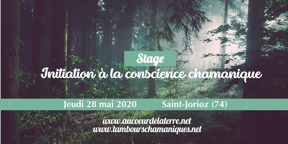 Stage d'initiation à la conscience chamanique