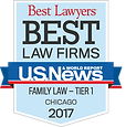 Best lawyers family law tier 1 chicago logo