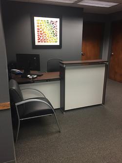 Northfield office front desk