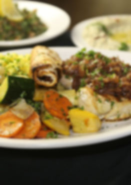 Best middle eastern food in Chicago | The Nile of Hyde Park