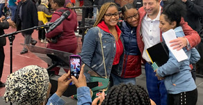 Toledo students and their parents surprised with free college tuition