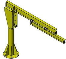 crane authority jib crane