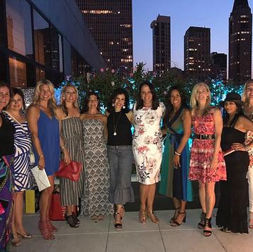 Chicago SEO Lyfe team enjoying the Chicago nightlife