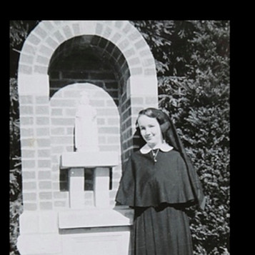 Julia Rose's mom the nun